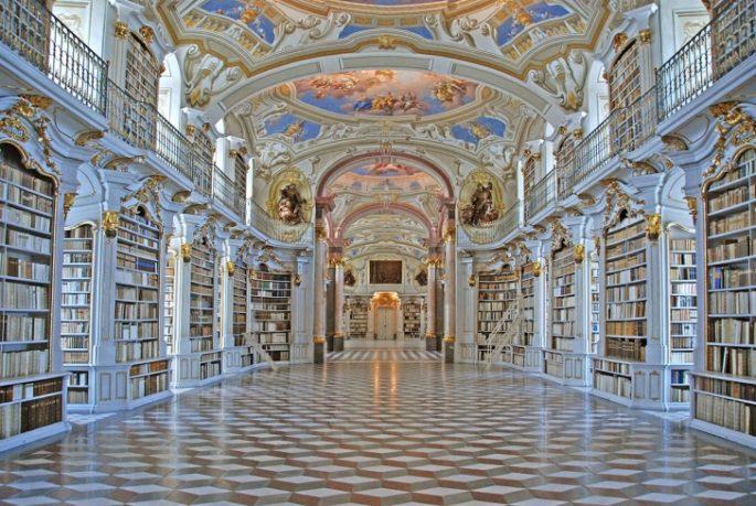 Kitap Olmak İsteyeceğiniz Kütüphaneler
