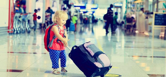 Çocuklarla seyahat etmeyi kolay hale getirecek öneriler