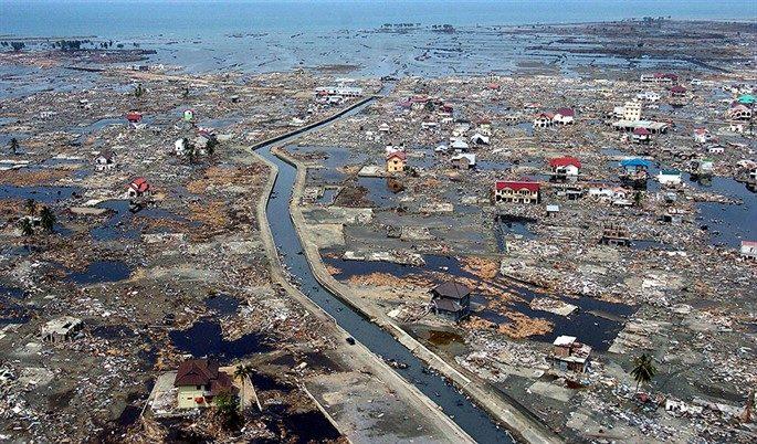 Tsunami Nasıl Oluştu, En Şiddetlisi Hangisi?