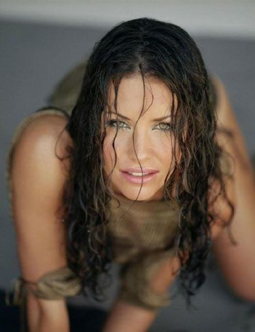 Nicole Evangeline Lilly ressim