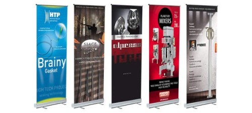 Roll Up Banner Blog