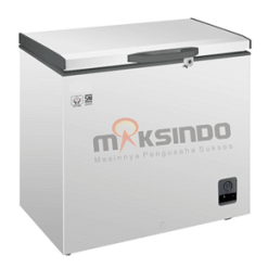 Mesin Chest Freezer -26 °C 1 maksindo
