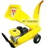 Mesin Perajang Kayu, Ranting Pohon, Tanaman, Rumput, dll (Mesin Wood Chipper) - AGR-CP15-maksindo