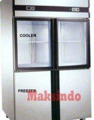 Mesin Combi Cooler - Freezer