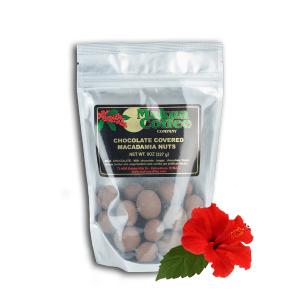 Makua Coffee Company Chocolate Covered Macadamia Nuts