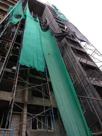 Construction Status August 2018 1