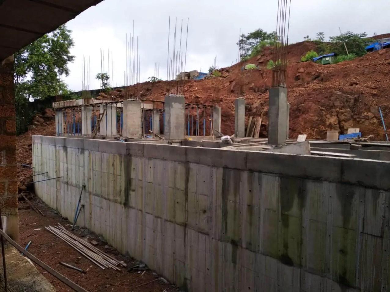 Construction Status August 2018 15
