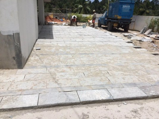 Construction Status August 2018-2