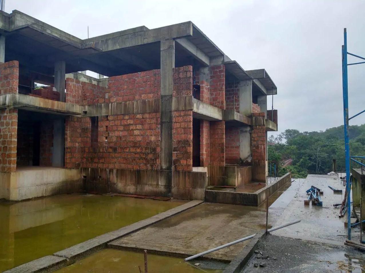 Construction Status August 2018 4