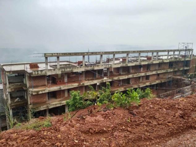 Construction Status August 2018 6