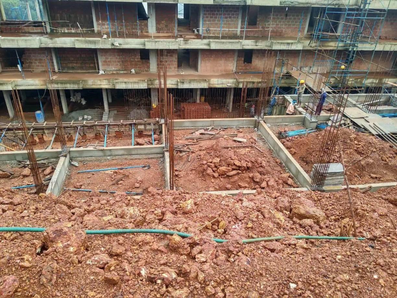 Construction Status August 2018 7