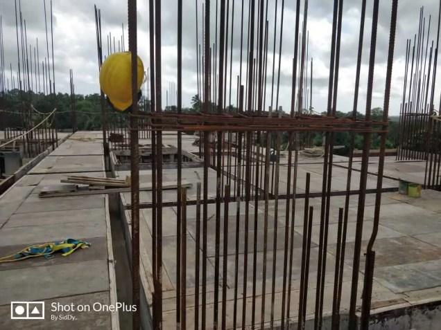 Construction Status August-1 2018