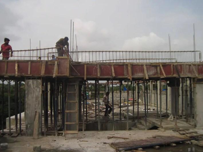 Status Of Work - Turmeric Park Calicut