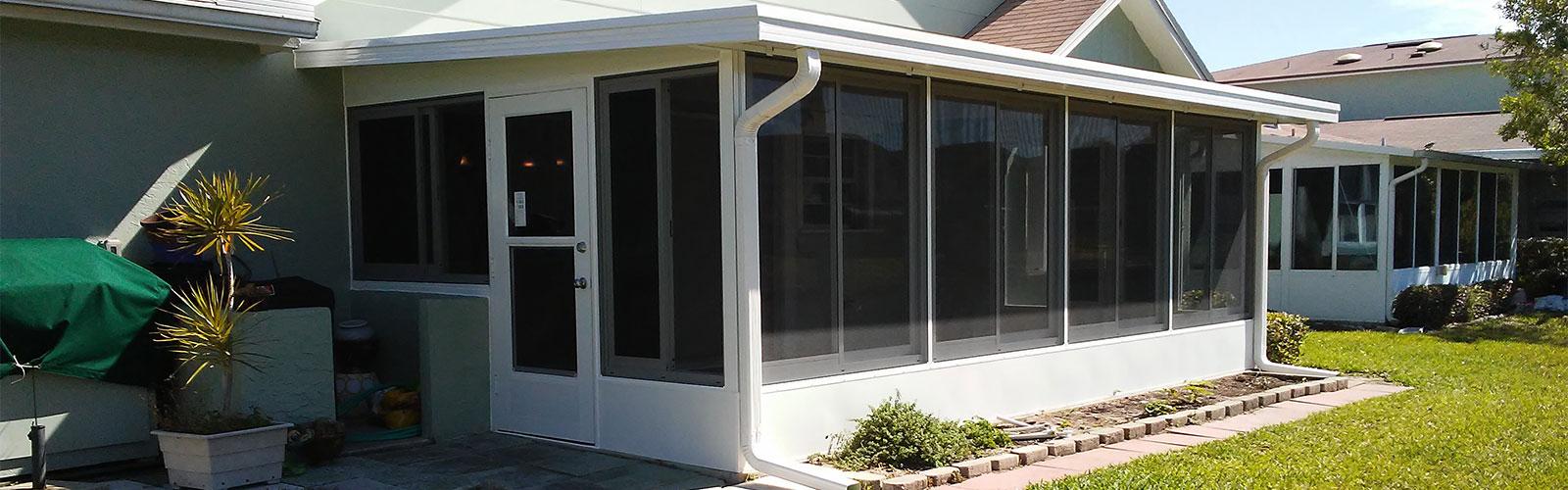 patio screen enclosures in melbourne fl