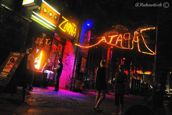 Tacheles - Berlin - Cafe Zapata