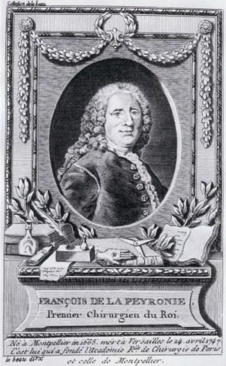 François Gigot de Lapeyronie / La Peyronie - Collection BIU Santé - Licence ouverte