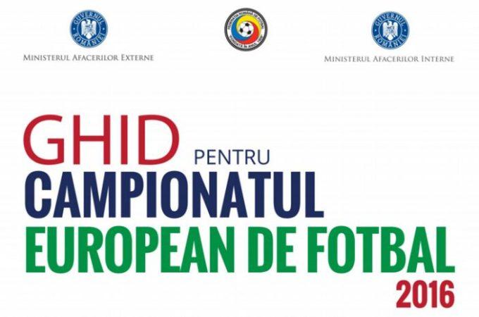 Ghidul Suporterilor la EURO 2016