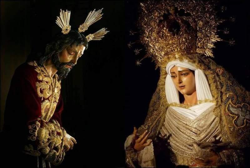 procesiones de málaga, miércoles santo
