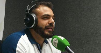 Ezequiel Carnero, candidato a la alcaldía de Rincón de la Victoria en Radio Victoria