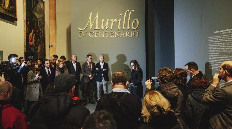 exposicion murillo IV centenario, museo de malaga