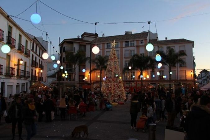 El mercado de Navidad llega a Álora un año más @ Álora