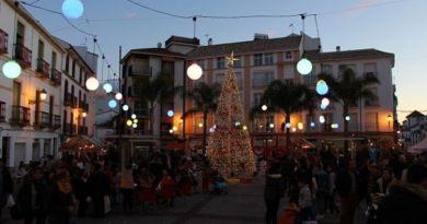 La Navidad llega a Álora con la doceava edición de su Mercado Navideño