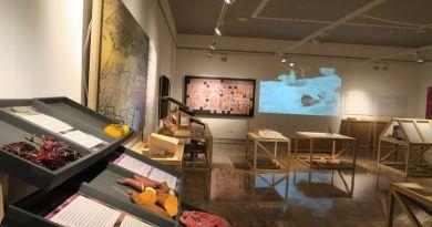 """La exposición """"Los sabores que cruzaron océanos"""" llega al archivo histórico provincial"""