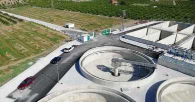 depuradora de aguas residuales del bajo guadalhorce