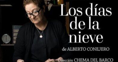 Ronda recibirá el sábado a Rosario Pardo en 'Los días de la nieve'