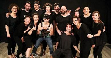 cabaret efímero en el marco del festival thespis, teatro cánovas