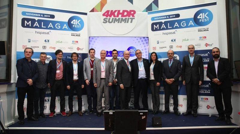 La entrega de premios del festival de cortometrajes 'Malaga 4K Fest' será el 8 de noviembre en Málaga