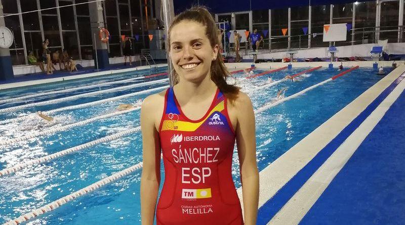 maria josé sanchez, triatlet