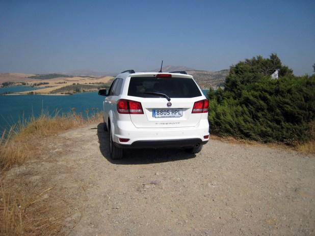 El Fiat Freemont es una opción ideal para disfrutar de actividades de ocio al aire libre.