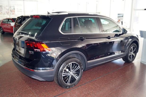 El Nuevo Volkswagen Tiguan se presenta completamente renovado