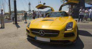 Mercedes Barcelona Motordays