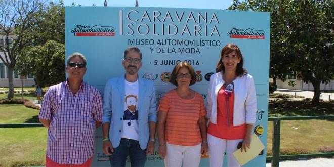 Caravana Solidaria Museo Automovilístico