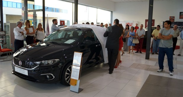 Fiat Torino Motor presentación gama 2016