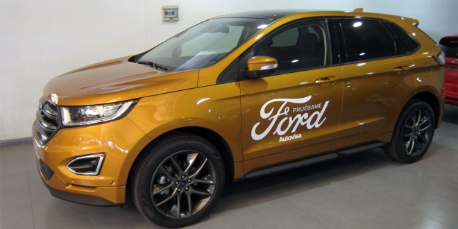 Ford Edge Autovisa
