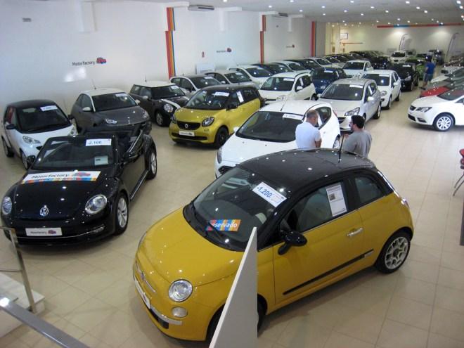 Exposición Motor Factory