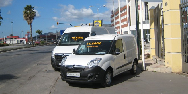 Comercial Opel Gálvez Motor