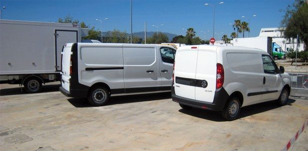 Opel Gálvez Motor Comerciales en Mercamálaga