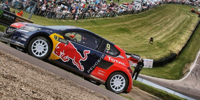 Peugeot Rally Cross