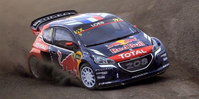 Rally Hell Noruega Peugeot