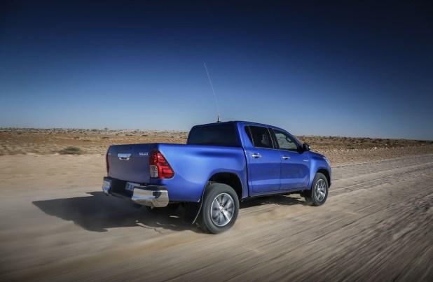Nuevo Toyota Hilux Pickup