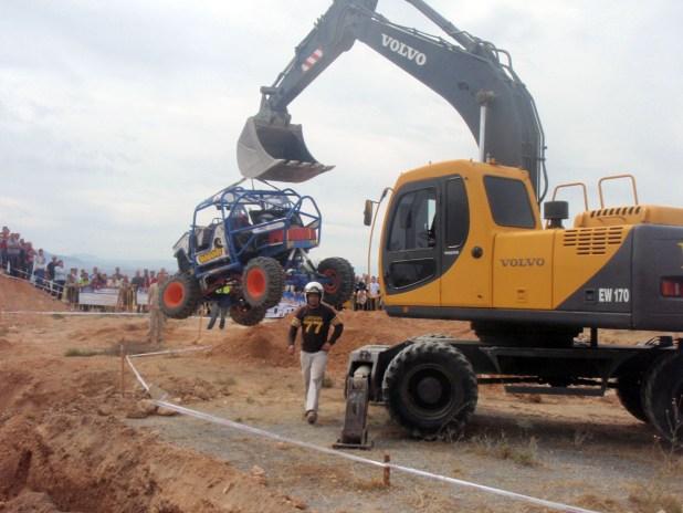 Trial 4x4 Huéscar 2009