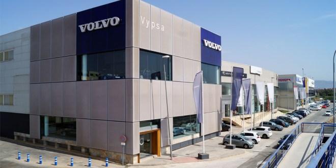 Volvo Vypsa Málaga