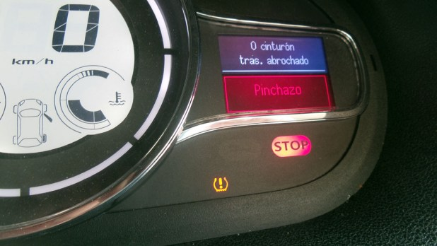 Sistema TMPS neumático DriveGuard