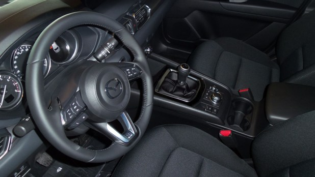 Nuevo Mazda CX-5 Interior