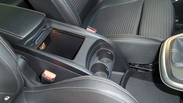 Renault Scenic Consola Central