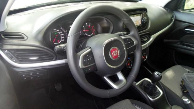 Interior Fiat Tipo